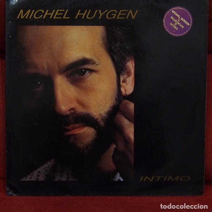 MICHEL HUYGEN INTIMO (NEURONIUM) (Música - Discos - LP Vinilo - Electrónica, Avantgarde y Experimental)
