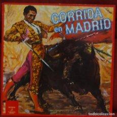 Discos de vinilo: CORRIDA DE TOROS COLUMBIA RECORDS. Lote 79040775