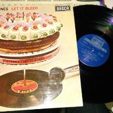 Discos de vinilo: THE ROLLING STONES LP LET IT BLEED ESPAÑA 1979. Lote 79059185