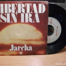 Discos de vinilo: JARCHA LIBERTAD SIN IRA SINGLE SPAIN 1976 PDELUXE. Lote 79064489