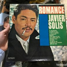Discos de vinilo: JAVIER SOLIS - ROMANCE. Lote 79070833