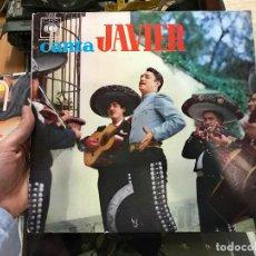 Discos de vinilo: JAVIER SOLIS -CANTA JAVIER-LP-MEJICO. Lote 79073913