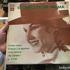 Discos de vinilo: ESTRELLITA DE PALMA ** VINILO (LP) FOLCLORE ESPAÑOL . Lote 79074125