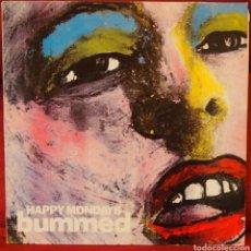 Discos de vinilo: HAPPY MONDAYS BUMMED. Lote 79091263