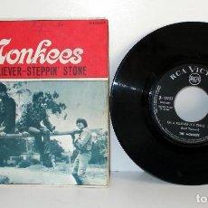 Discos de vinilo: THE MONKEES - I'M A BELIEVER - SINGLE SPAIN RCA 1967 VG++. Lote 79112485