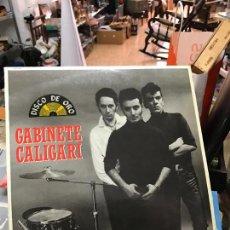 Discos de vinilo: GABINETE CALIGARI,4 ROSAS DISCO DE ORO . Lote 79113701