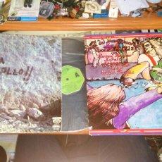 Discos de vinilo: LOTE ¡VIVA EL ROLLO! 1975 - VIVA EL ROLLO VOL.2 LP 1978. Lote 79123413
