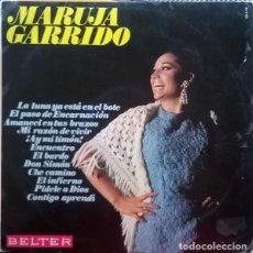 Discos de vinilo: MARUJA GARRIDO- MARUJA GARRIDO, BELTER-22.273. Lote 79145433