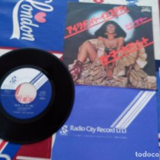 Discos de vinilo: DONNA SUMMER MADE IN JAPAN I REMEMBER YESTERDAY PORTADA EP ALAN ROTHSCHILD. Lote 79148133