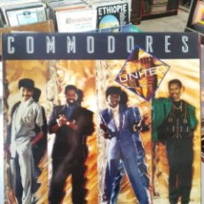 Discos de vinilo: COMMODORES - UNITED - LP.. Lote 79161885