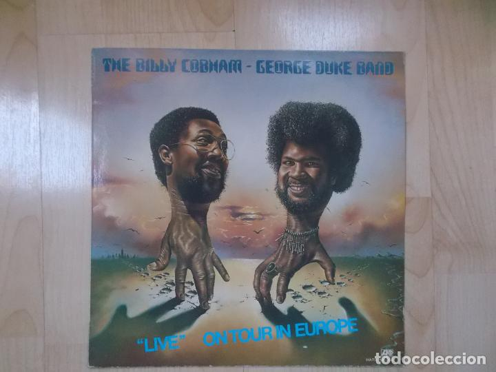 The Billy Cobham George Duke Band On Tour In Eu Kaufen Vinyl