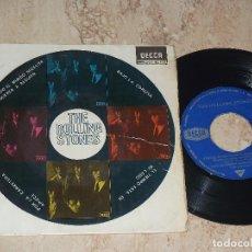 Discos de vinilo: THE ROLLING STONES -EP TODO EL MUNDO NECESITA QUERER A ALGUIEN + 3 1965 ORIGINAL SPAIN *RARE*. Lote 79172073