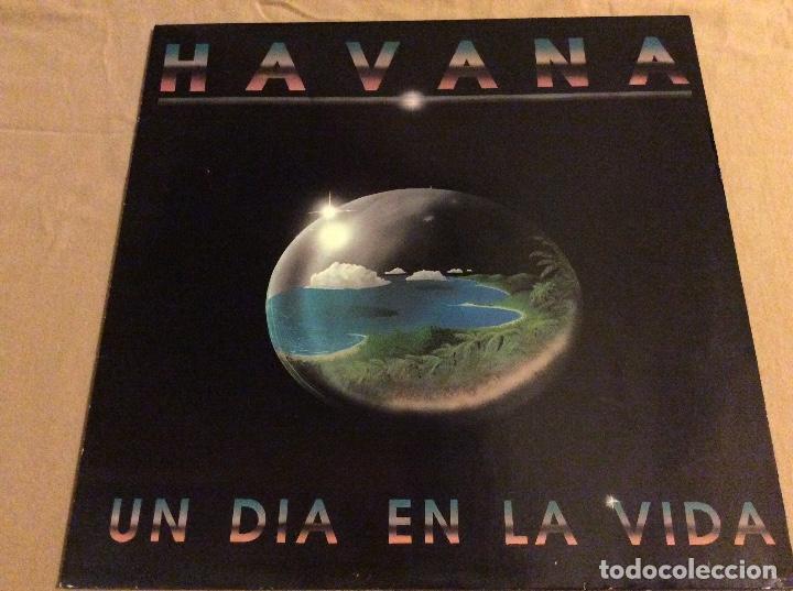 HAVANA. UN DIA EN LA VIDA. WEA, 1992. (Música - Discos - LP Vinilo - Grupos Españoles de los 90 a la actualidad)