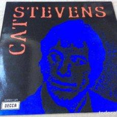 Discos de vinilo: CAT STEVENS - 1982 DECCA 424583-1. Lote 79204793