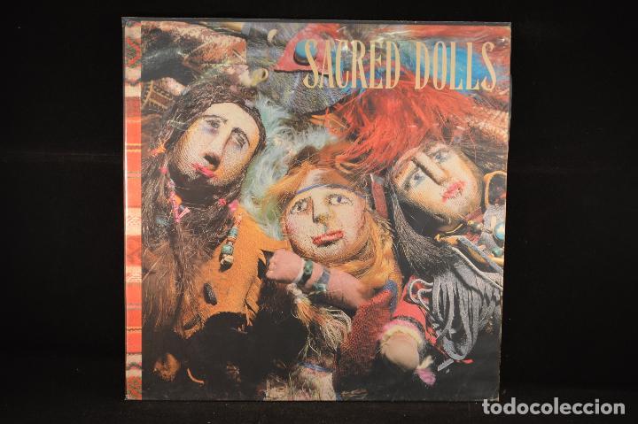 SACRED DOLLS - SACRED DOLLS - LP (Música - Discos - LP Vinilo - Heavy - Metal)