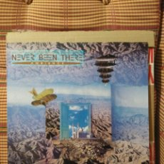 Discos de vinilo: NEVER BEEN THERE AMBIENCE RUDI ZAPF WOLFGANG NEUMANN THOMAS SIMMERL. Lote 79244025