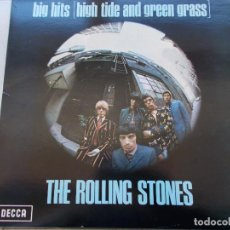 Discos de vinilo: THE ROLLING STONES - BIG HITS (HIGH TIDE AND GREEN GRASS) - LP - EDICIÓN HOLANDESA 1974. Lote 79244613