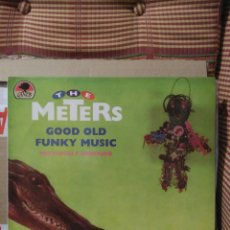 Discos de vinilo: THE METERS GOOD OLD FUNKY MUSIC. Lote 79246718