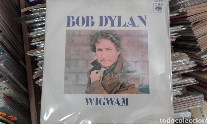 WIGWAM. BOB DYLAN. 1970 (Música - Discos - Singles Vinilo - Pop - Rock - Extranjero de los 70)