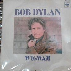Discos de vinilo: WIGWAM. BOB DYLAN. 1970. Lote 79248067