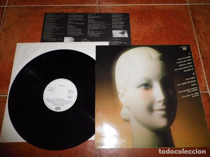Discos de vinilo: DYANGO Por amor al arte LP VINILO PROMO DEL AÑO 1985 CON ENCARTE CONTIENE 10 TEMAS - Foto 3 - 79253525