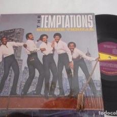 Discos de vinilo: THE TEMPTATIONS-LP SURFACE THRILLS -USA 1983- NUEVO. Lote 79253661
