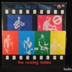 Discos de vinilo: OLLE BAVER GROUP - THE ROARING FORTIES - LP. Lote 79255009