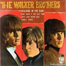 Discos de vinilo: THE WALKER BROTHERS LP AÑO 1967. Lote 79265045