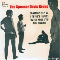 Discos de vinilo: THE SPENCER DAVIS GROUP LP AÑO 1966. Lote 79266557