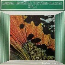 Discos de vinilo: MUSICA ESPAÑOLA CONTEMPORANEA VOL 1 - VYNIL LP RCA RED SEAL RODOLFO HALFTER. Lote 79325869