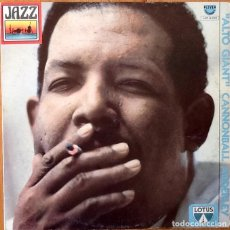 Discos de vinilo: CANNONBALL ADDERLEY : ALTO GIANT [ITA 1980] LP/RE/UNOFFICIAL. Lote 79335541