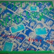 Discos de vinilo: NATIVE HIPSTERS - TENDERLY HURT ME - 1982 - EP - NUEVO. Lote 79362925