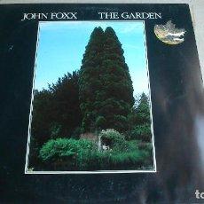 Discos de vinilo: JOHN FOXX - THE GARDEN - 1981 - LP. Lote 79368093