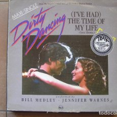 Discos de vinilo: BILL MEDLEY & JENNIFER WARNES / MICKEY AND SYLVIA* - (LOVE THEME) - RCA - MAXI - P. Lote 91305320