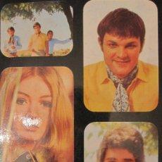 Discos de vinilo: HISPAVOX: LO MEJOR DEL AÑO VOL.6 1969.......FUNCIONANDO. Lote 79485429
