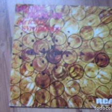 Discos de vinilo: HENRY MANCINI SG RCA 1975 AFRICAN SYMPHONY / SATIN SOUL . Lote 79495805