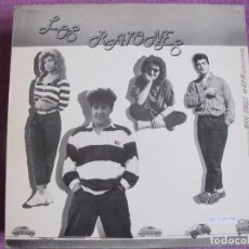 Discos de vinilo: MAXI - LOS RATONES - GUIRIS / JAMAS / GUIRIS, REMIX (SPAIN, BIS A BIS 1988). Lote 79503381