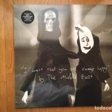 Discos de vinilo: THE MIDDLE EAST: I WANT THAT YOU ARE ALWAYS HAPPY. Lote 79506093