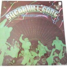 Discos de vinilo: SUGARHILL GANG - RAPPER'S DELIGHT (VERSIÓN DISCOTECA LARGA). Lote 79511025