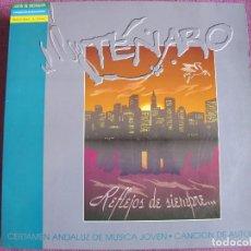Discos de vinilo: MAXI - TENARO - REFLEJOS/BALADA DE JOHNNY/EVOLUCION/UN CORAZON (SPAIN, CP DISCOS 1993). Lote 79549317