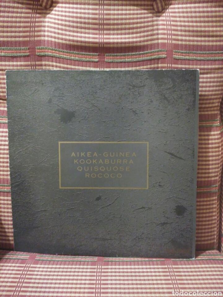 COCTEU TWINS AIKEA-GUINEA 4AD EP 1985 (Música - Discos de Vinilo - EPs - Pop - Rock - New Wave Internacional de los 80)