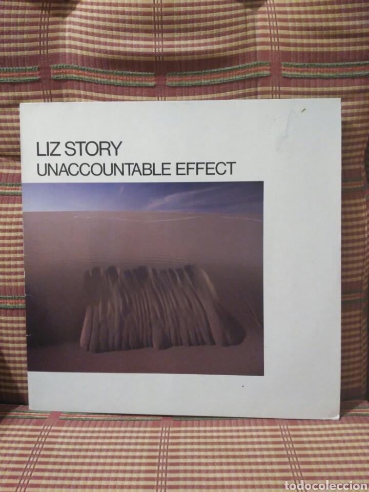 LIZ STORY WH3710341 UNACCOUNTABLE EFFECT WH 1985 (Música - Discos - LP Vinilo - Jazz, Jazz-Rock, Blues y R&B)