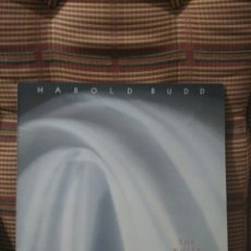 Disques de vinyle: HAROLD BUDD ORIGINAL UK THE WHITE ARCADES. Lote 79561261