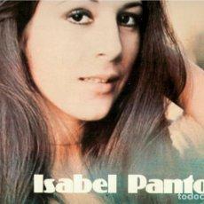 Discos de vinilo: ISABEL PANTOJA ··· ISABEL PANTOJA - (LP 33 RPM). Lote 79572165
