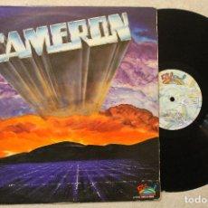 Discos de vinilo: CAMERON LP VINYL MADE IN SPAIN 1981. Lote 79587041