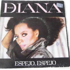 Discos de vinilo: DIANA ROSS - MIRROR, MIRROR (ESPEJO, ESPEJO). Lote 79590237