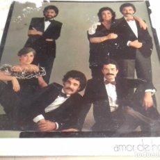 Discos de vinilo: MOCEDADES-AMOR DE HOMBRE. Lote 79591241