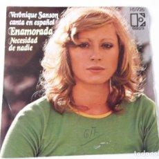 Discos de vinilo: VERONIQUE SANSON - ENAMORADA. Lote 79592561