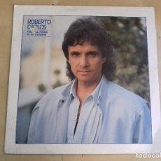 Discos de vinilo: ROBERTO CARLOS DESDE EL FONDO DE MI CORAZON. Lote 79610581