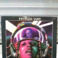 Discos de vinilo: PATRICK VIAN BRUITS ET TEMPS ANALOGUES EGG 900541 1978. Lote 79623249